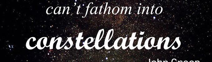 Fathom Into Constellations